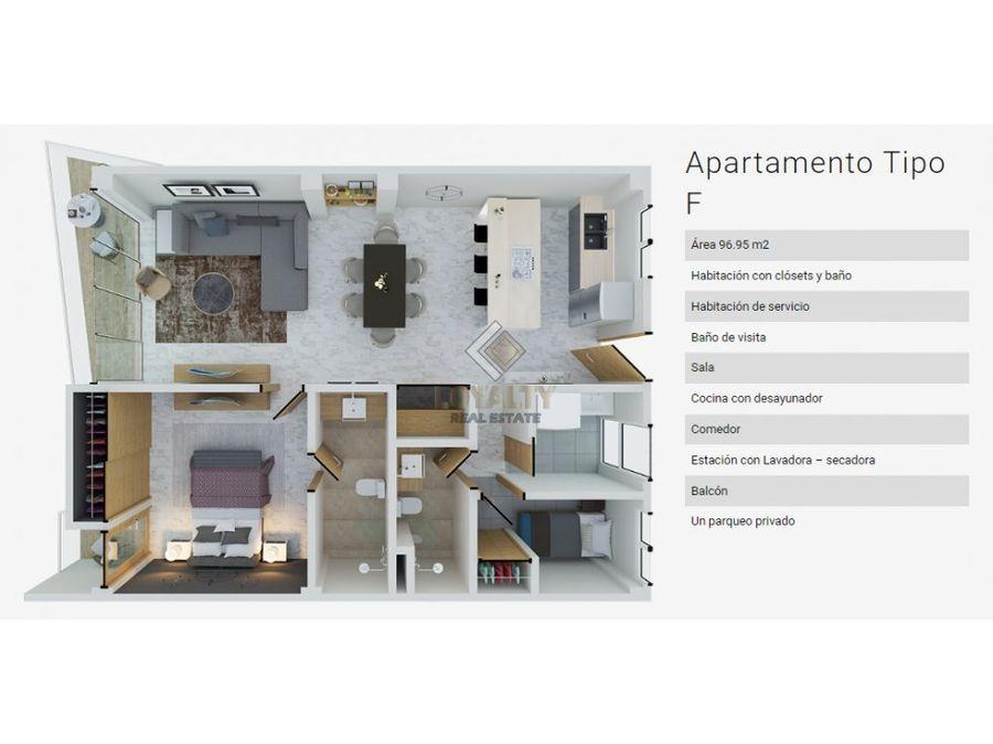 las 014 05 19 5 vendo apartamento en punta cana