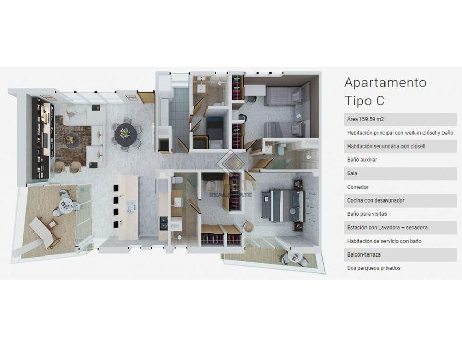 las 014 05 19 vendo apartamento en punta cana