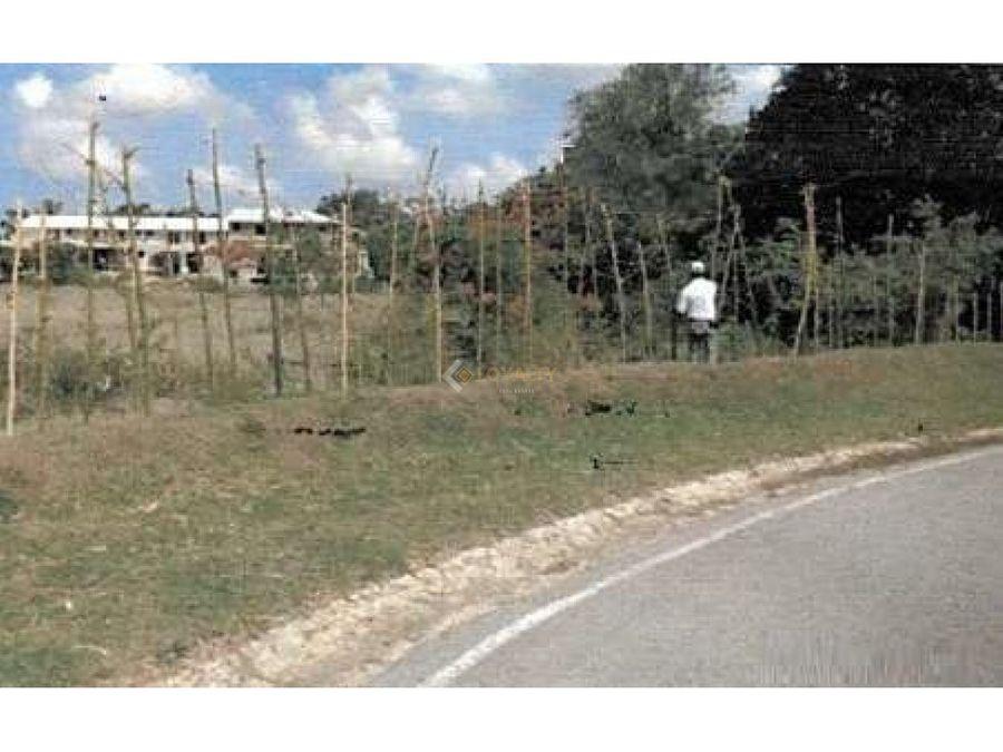 lgs 020 07 18 vendo terreno turistico en higuey
