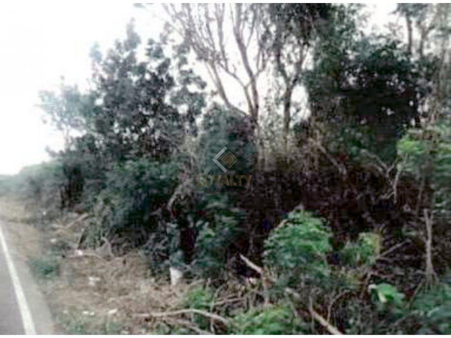 lgs 008 07 19 vendo terreno en montecristi