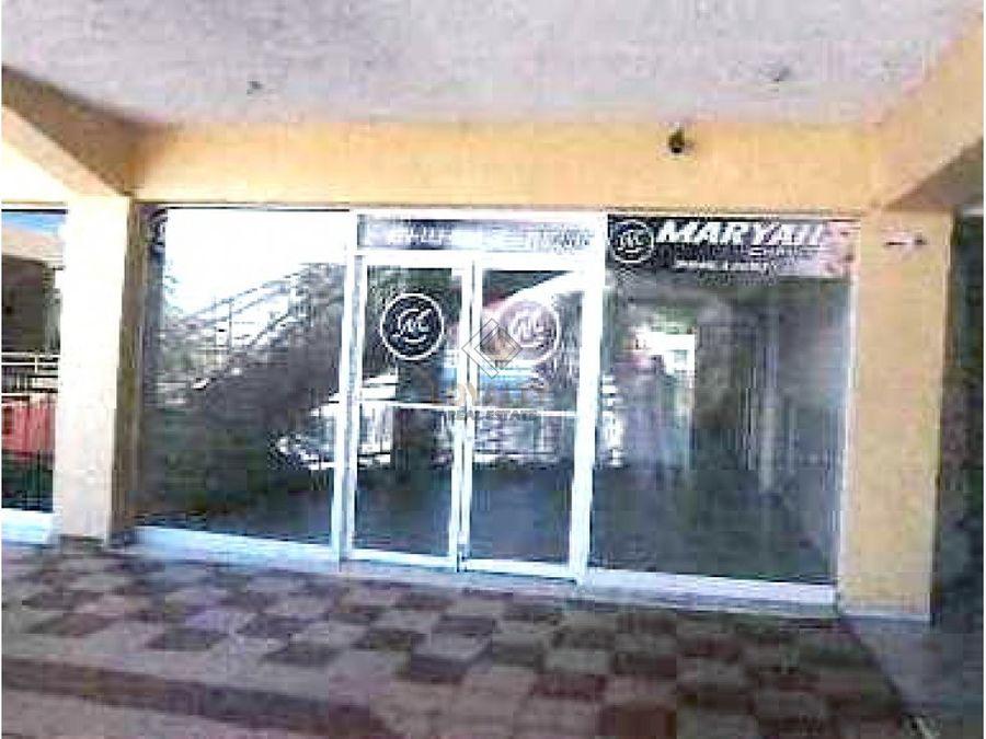 lls 001 03 20 vendo local comercial en la vega