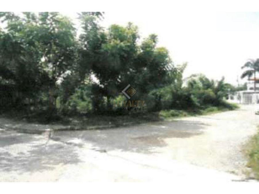 lgs 009 08 19 vendo terreno en guaricanos
