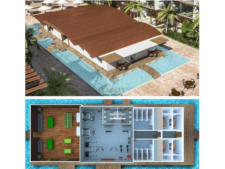 las 001 04 19 2 penthouse en playa nueva romana