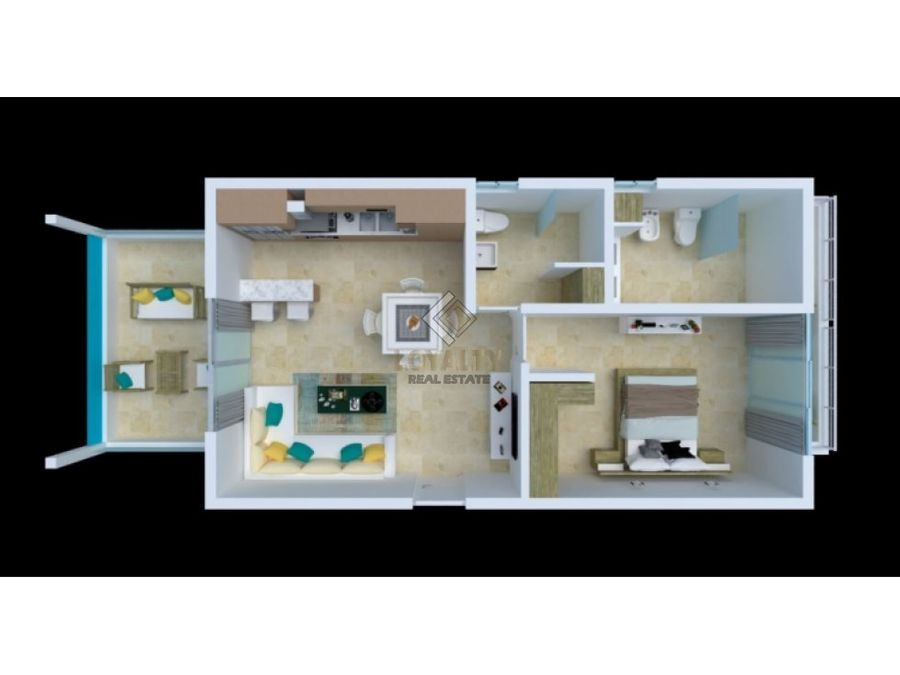 las 002 05 19 1 vendo apartamento en bayahibe