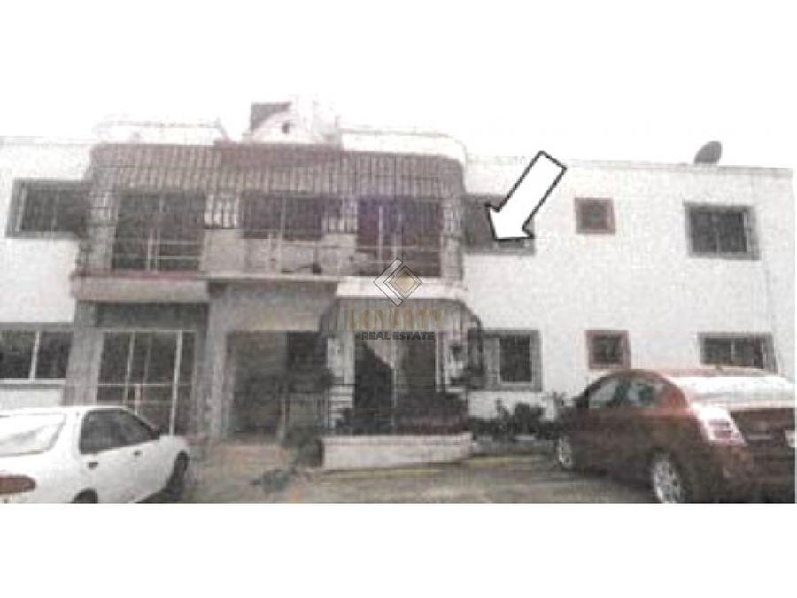 las 046 08 20 vendo apartamento en hato nuevo