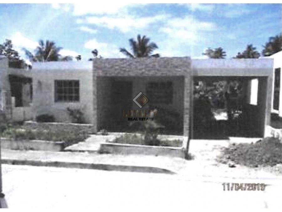 lhs 070 08 20 vendo casa en san felipe de villa mella