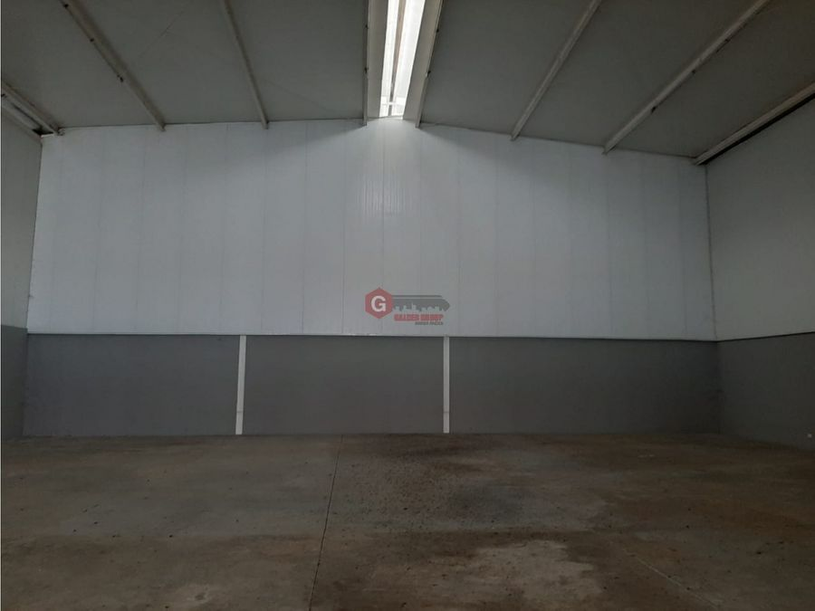 galera pacora zona franca las americas negociable 700 m2