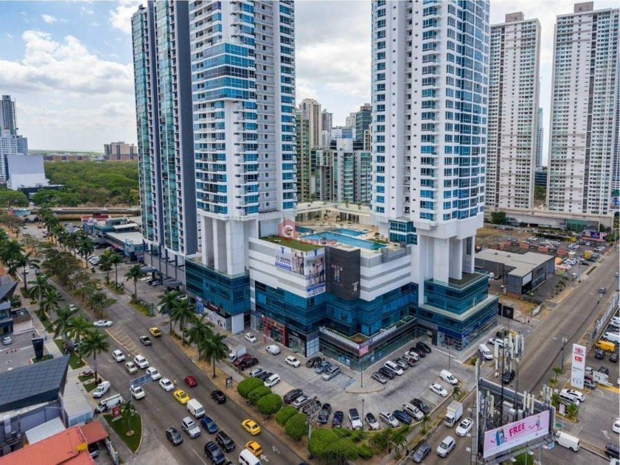 costa del este ph top towers 2 habitaciones amoblado 113 m2