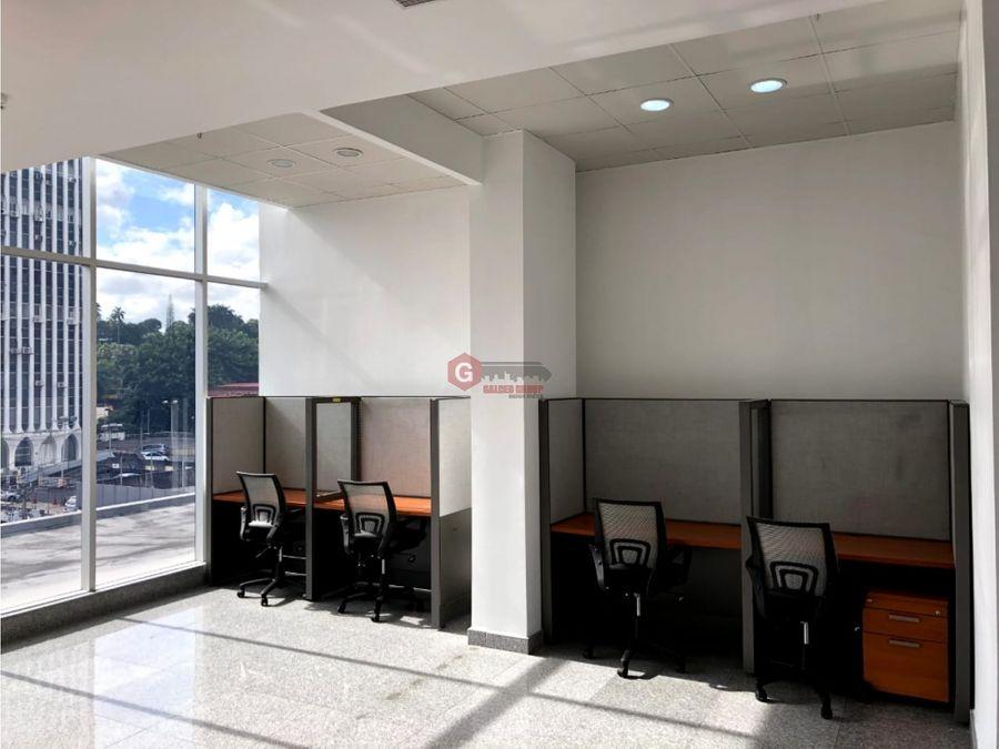 edificio habitats plaza calle 50 oficinas