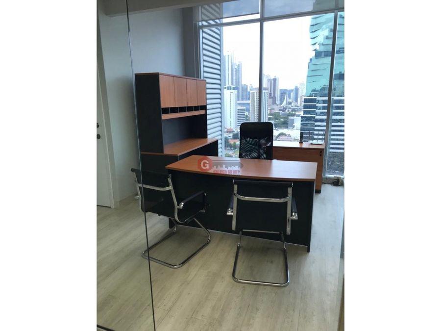 oficina bella vista calle 50 ph global plaza 70 m2