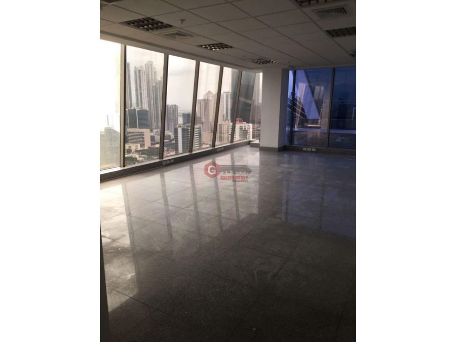 oficina twist tower obarrio bella vista 66 m2