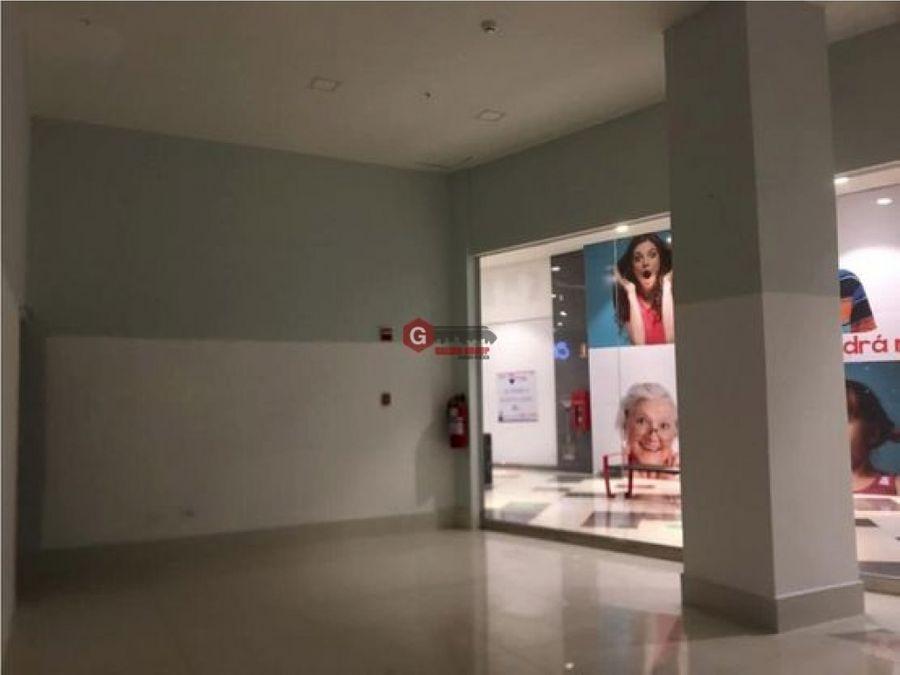 ganga local comercial dorado mall 56 m2