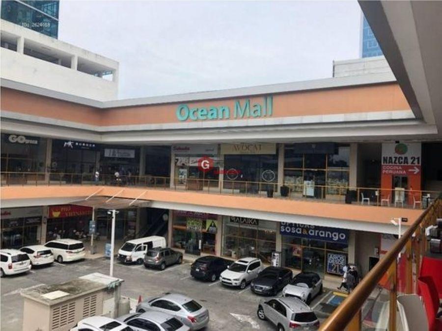 locales comerciales ocean mall costa del este 100 m2 y 150 m2