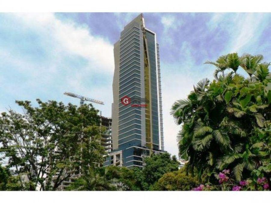 oficina twist tower obarrio bella vista 66 m2