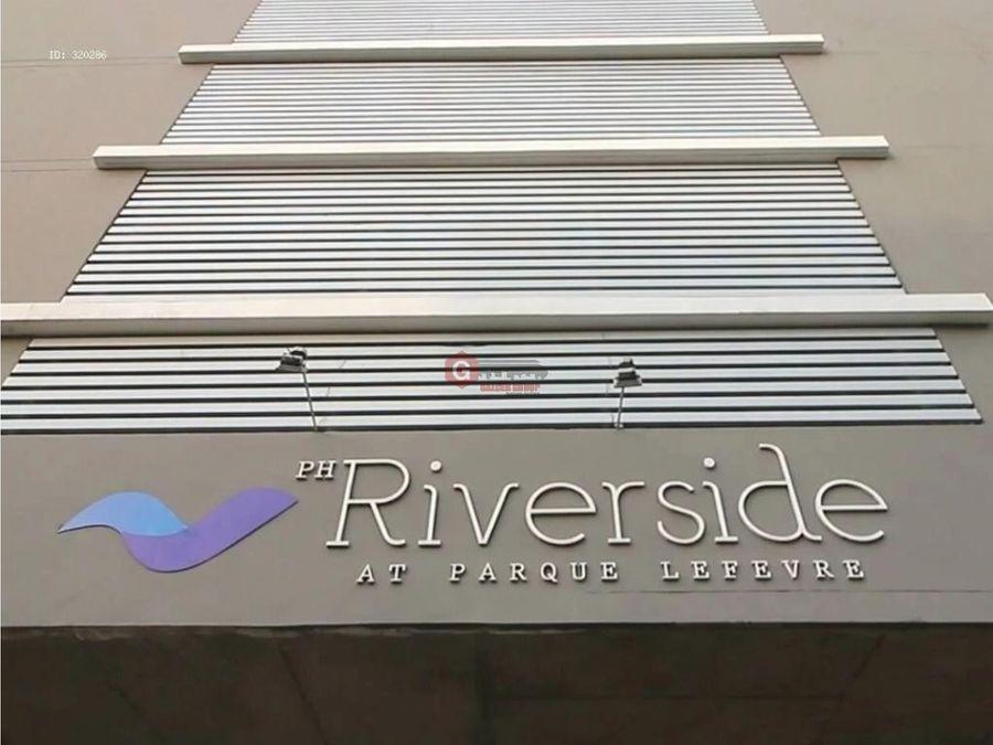 ph riverside parque lefevre via espana 2 habitaciones 64 m2