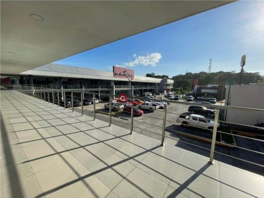 local centennial plaza planta alta negociable 77 m2