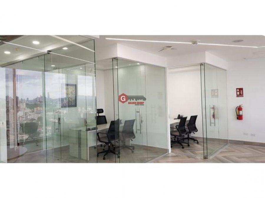 oficina torre interplus av balboa104m2