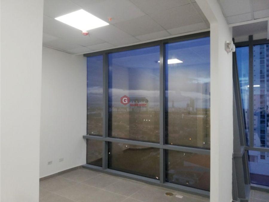 oficina costa del este torre time square 50m2