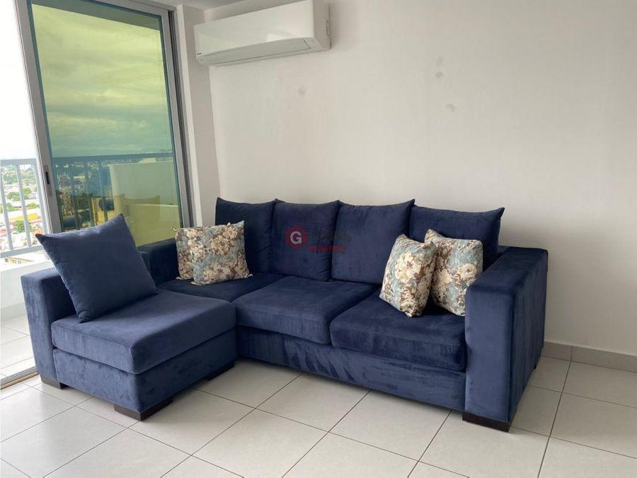 parque lefevre ph solok amoblado 2 habitaciones 80 m2