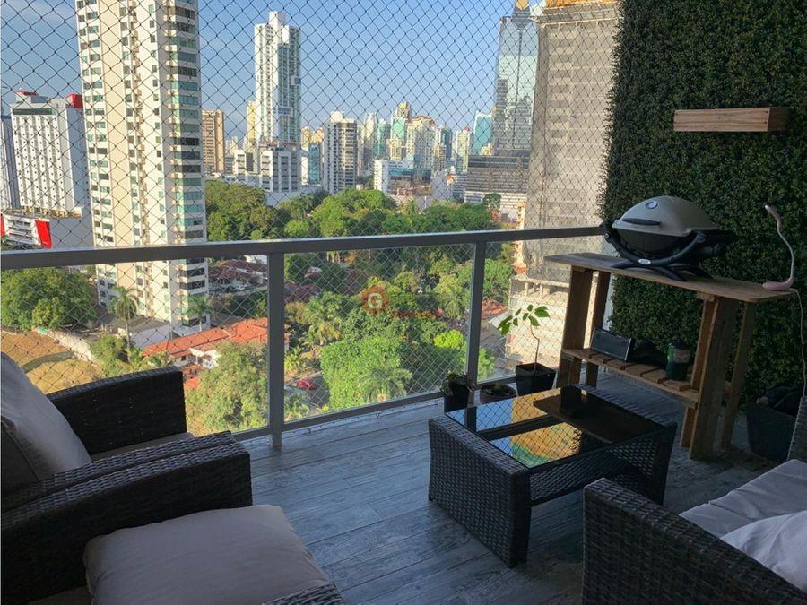 bella vista ph blue park 3 habitaciones 170 m2