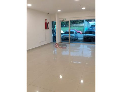 local comercial san francisco calle 65 este via porras 40 m2