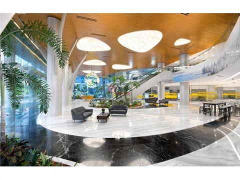 alquiler financial park costa del este 100 m2