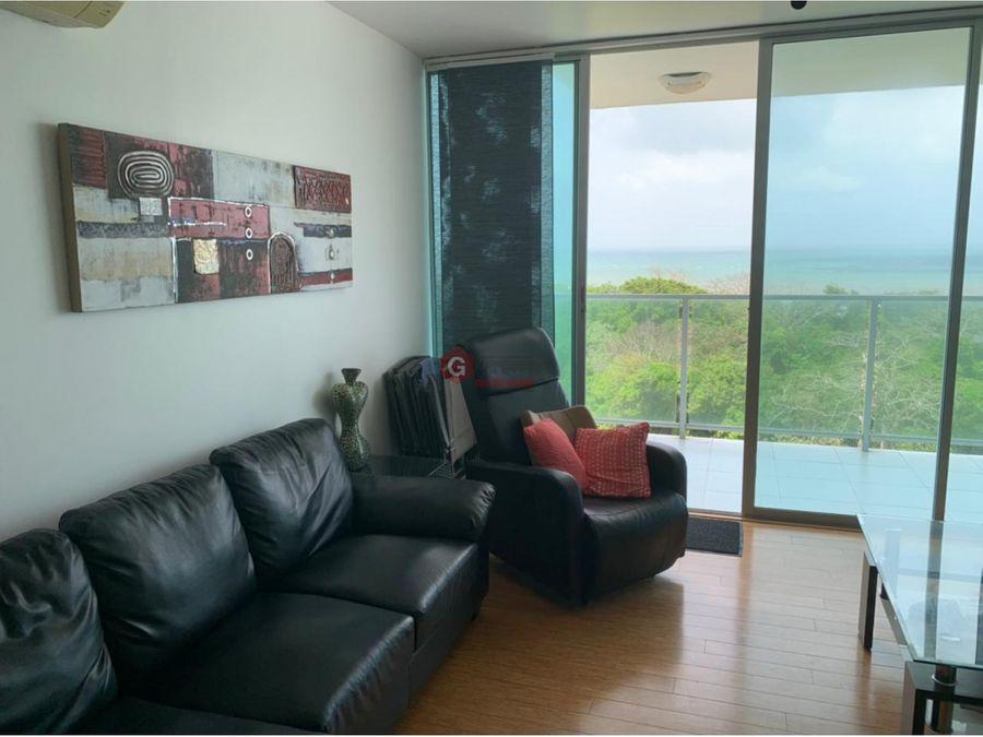 apartamento de playa bala beach maria chiquita amoblado 89 m2
