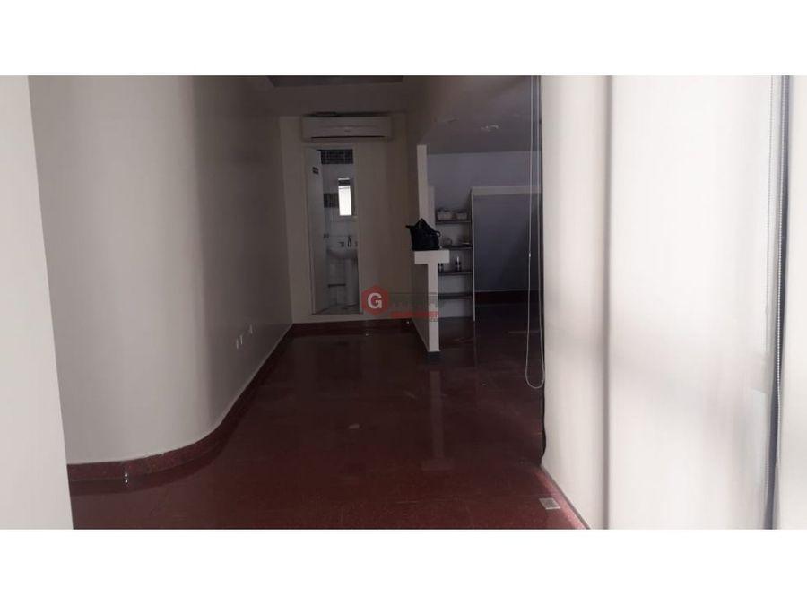 oficina torre bac avenida balboa negociable 70 m2
