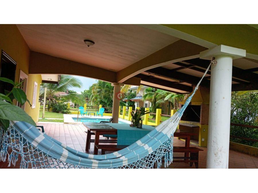 casa en venta colon portobelo san marino ocean front 700 m2