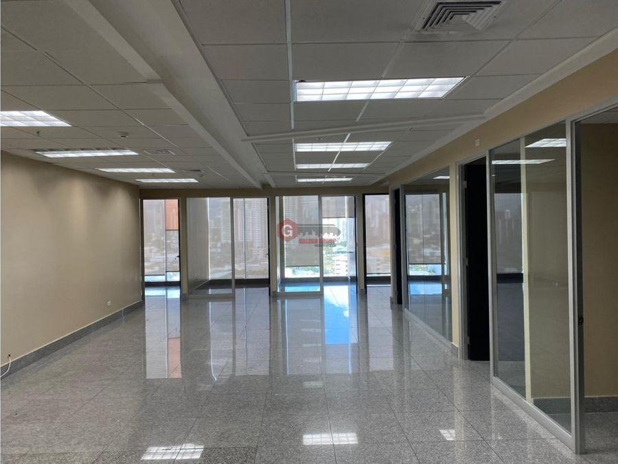 oficina torre banisi 157m2 3 estacionamientos