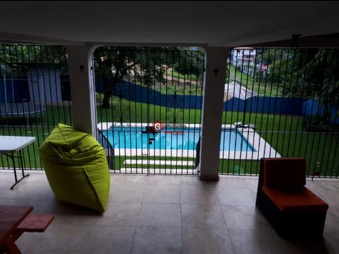 gorgona casa de playa piscina 3 recamaras amoblada 1150 m2