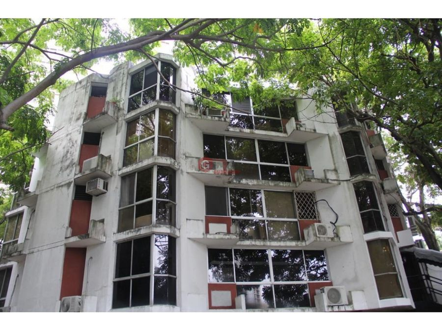 edificio senorial obarrio 1 recamara linea blanca 42 m2