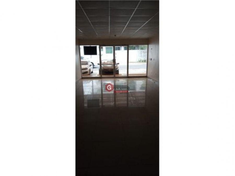 local comercial san francisco calle 65 este via porras 65 m2