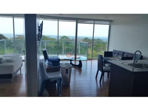 apartamento de playa en el caribe bala beach