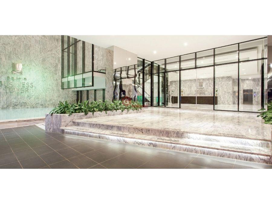 oficina obarrio sortis business tower 104 m2
