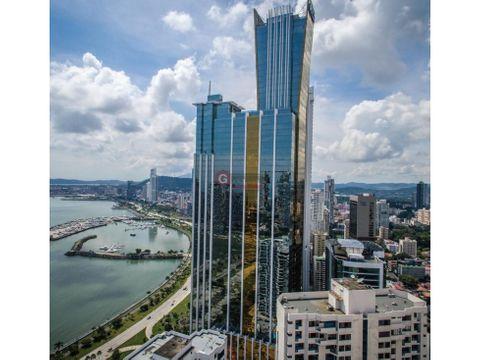 oficina avenida balboa torre bicsa negociable 107 m2