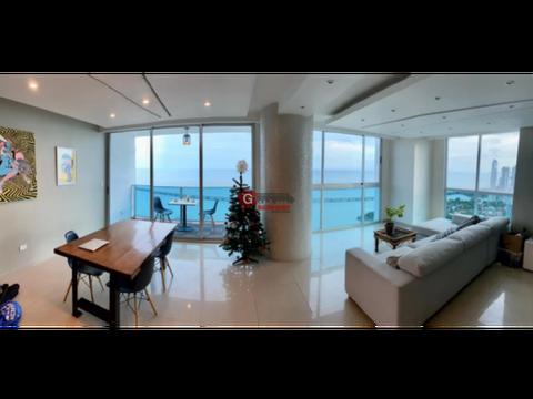 ph icon tower coco del mar vista al mar 2 recamaras 138 m2