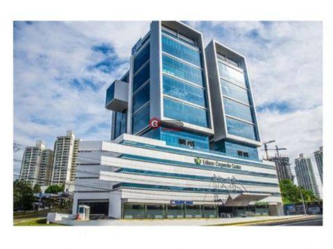 oficina en edison park 139m2 3 est