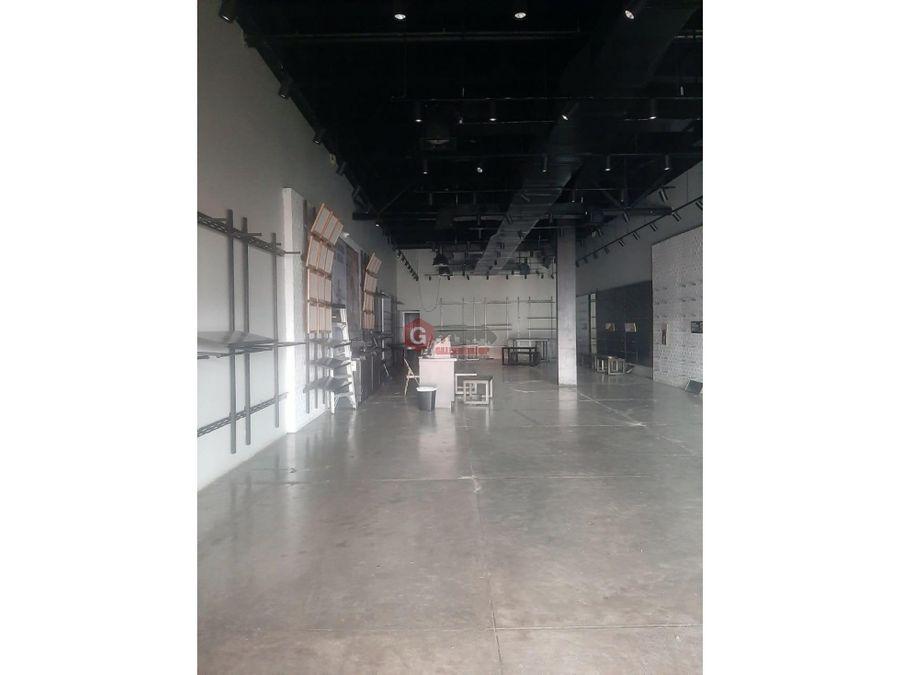 chiriqui terronal mall 250m2