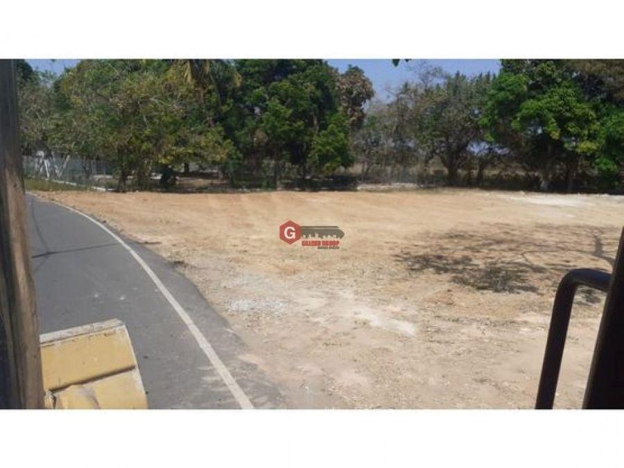 terreno chame con titulo de propiedad