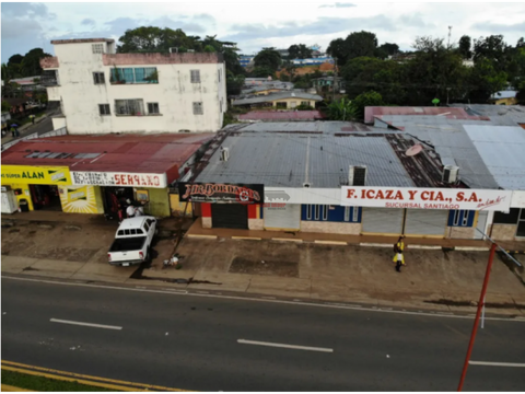 se vende local comercial santiago 500m2