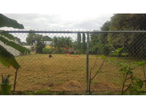 se vende terreno chame 450 m2