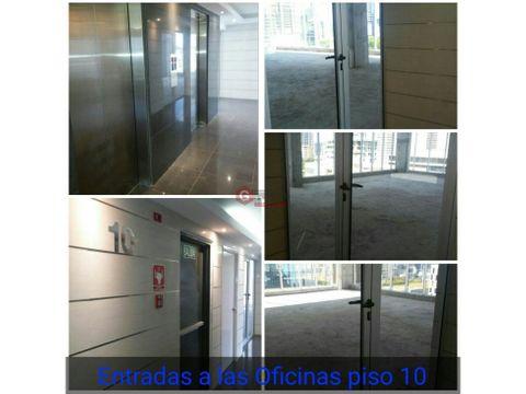 oficinas ph nova tower obarrio 155m2