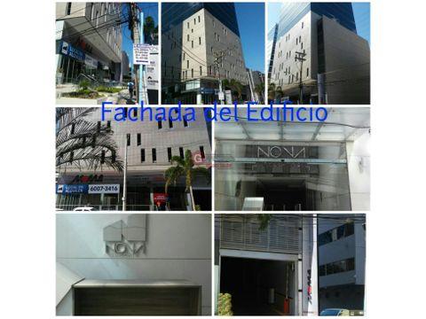 oficinas ph nova tower obarrio 158m2