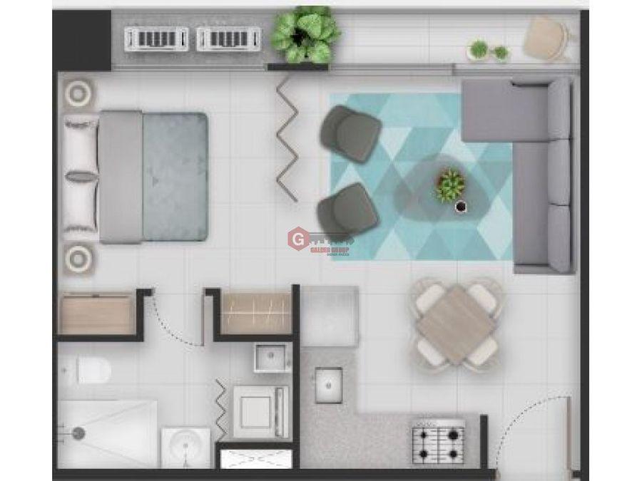 via argentina ph more 1 habitacion 1 bano balcon modelo sky