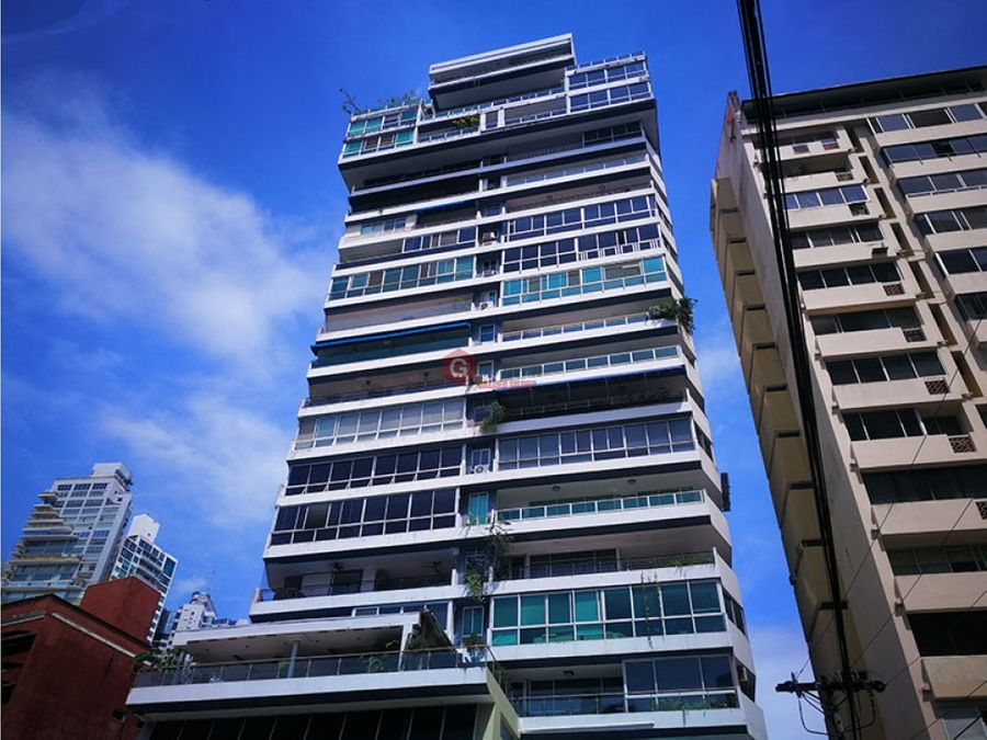 ph torre alamar punta paitilla 2 recamaras linea blanca 107 m2
