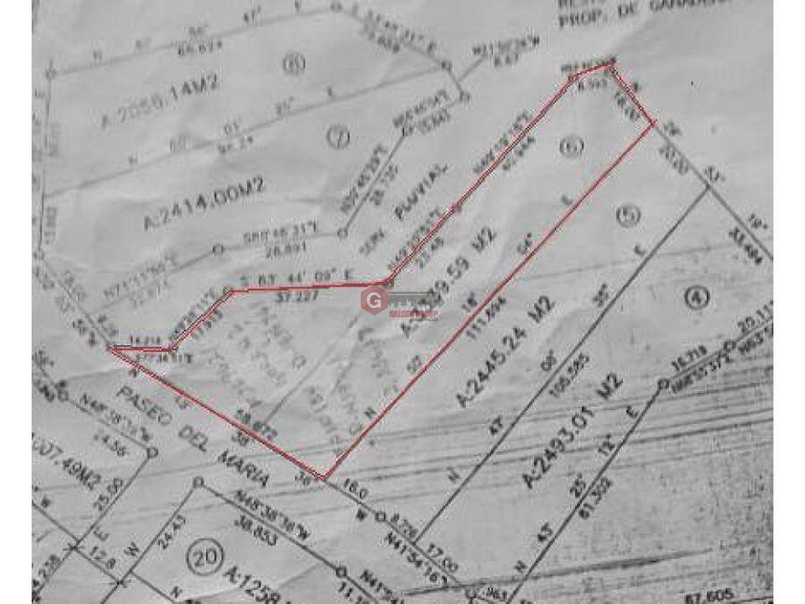 ganga terreno chame altos de maria 333959m2