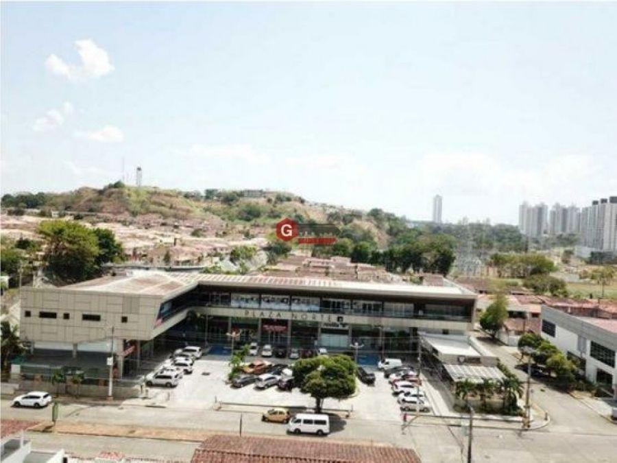 plaza norte altos de panama 98m2 planta baja