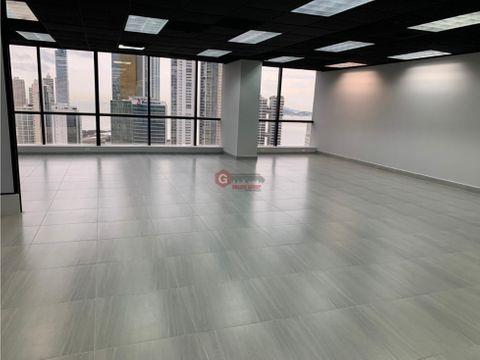 alquilo oficina plaza banco general calle 50 165m2
