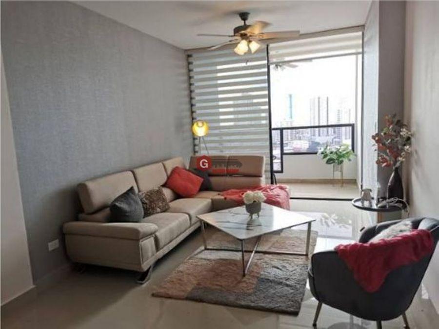ph canvas tower parque lefevre 2 recamaras amoblado 84 m2
